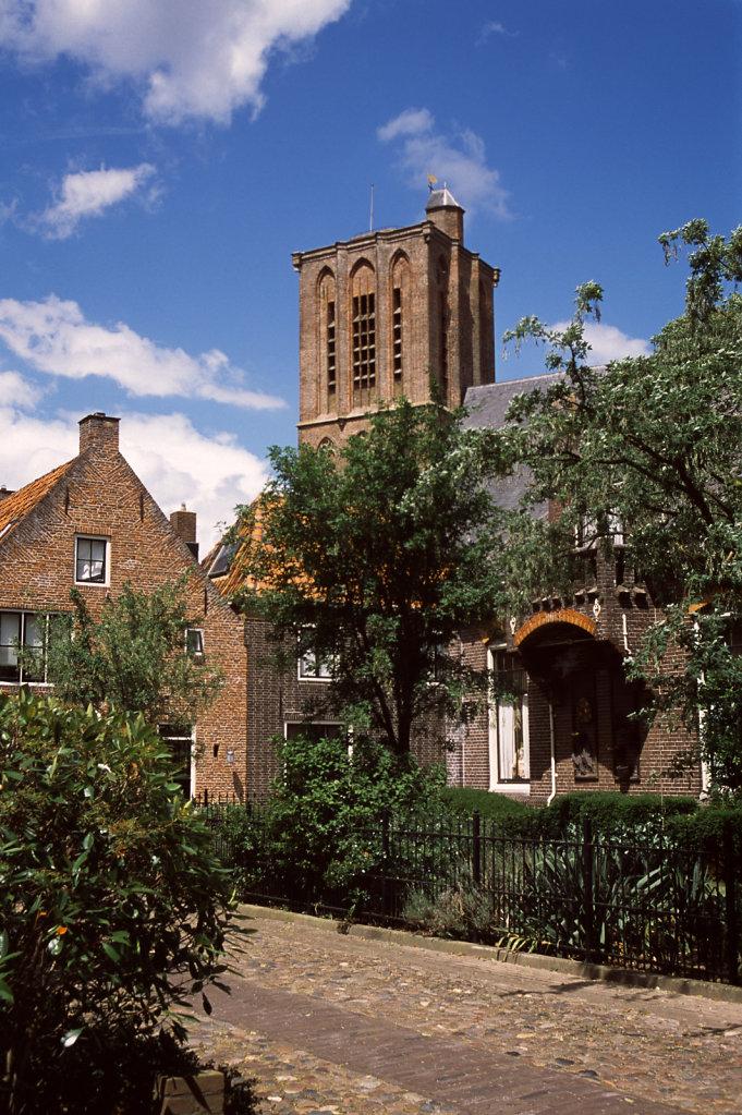 Blick auf die St. Niklaskerk
