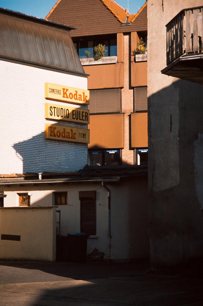 Kodak auf Fuji (Werl #1)